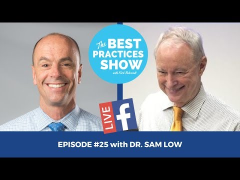 Episode #25 - The Perfect 60 Minute Hygiene Appointment with Dr. Sam Low