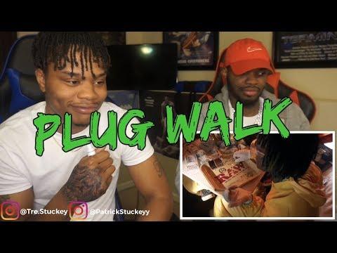Rich The Kid - Plug Walk - REACTION