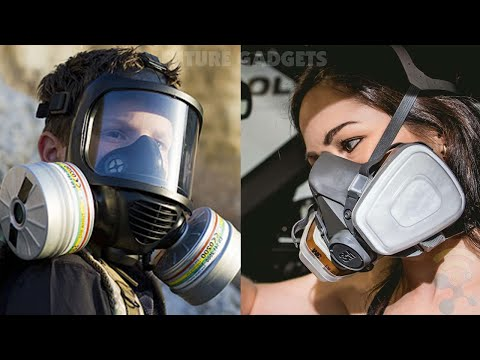 8 Best Gas Mask and Emergency Respirators 2020