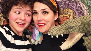 Staying Safe & Shoo Alligator with Lolly Hopwood