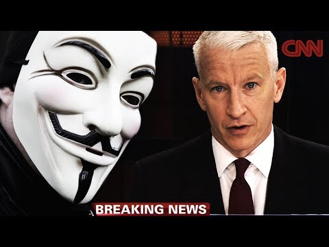Thumbnail: Anonymous - CNN Busted Again... (FAKE NEWS EXPOSED)