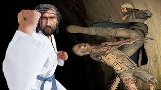 JESUS KARATEKA VOLADOR | FINAL The Walking Dead a New Frontier Episodio 2 |
