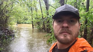 Florence Floods Charlotte North Carolina LIVE