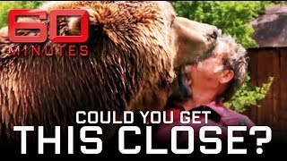 Mr Grizzly: The man who lives with bears | 60 Minutes Australia
