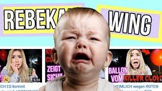 Ich bin gemein zu Rebekah Wing!:( Ich kommentiere Hater Kommentare #timbeki
