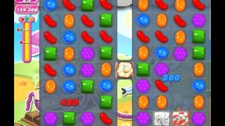 Candy Crush Saga Level 1078 (No booster, 3 Stars)