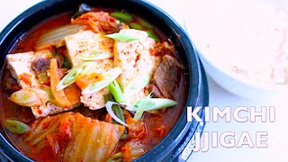 How To Make Kimchi Jjigae [kimchi Stew 김치 찌개]