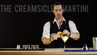 The Creamsicle Martini