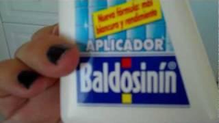 Product Review: Baldosinin Grout Cleaner $2.99 Euros Thumbnail