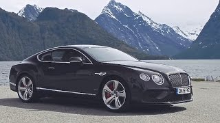 Bentley Continental GT Speed 2016 Videos
