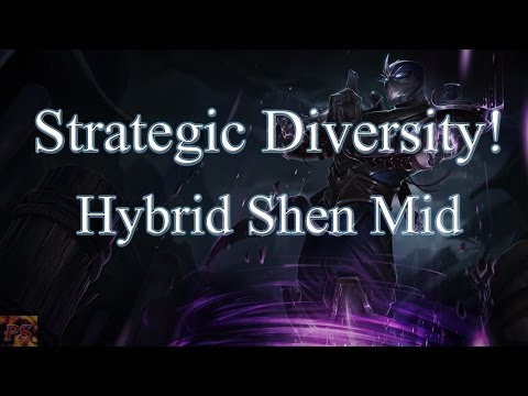 League of Legends: Is This What They Meant By Strategic Diversity?