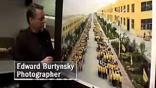 Manufactured Landscapes - Edward Burtynsky