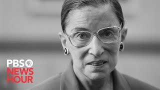 Remembering Supreme Court Justice Ruth Bader Ginsburg, dead at 87