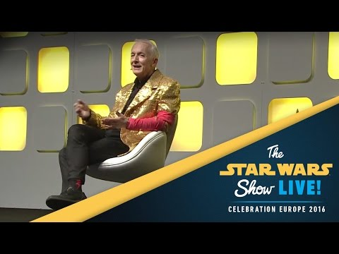 Anthony Daniels: Without Protocol  Star Wars Celebration Europe 2016
