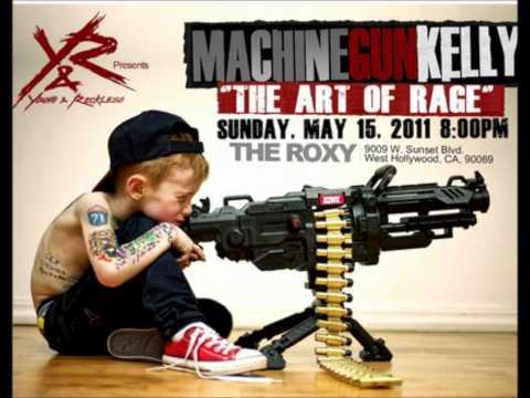 Invincible (feat. Ester Dean) - Machine Gun Kelly (Full HTC rezound commercial song)