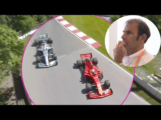 Vettel PENALIZZATO al GP del Canada F1 2019   Cosa ne penso?