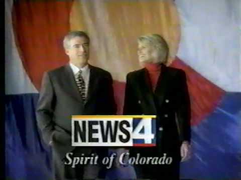 """KCNC Denver """"Spirit of Colorado"""" Promo (August 1997)"""