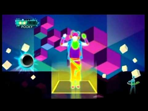 Just Dance 3 - Party Rock Anthem LMFAO Wii