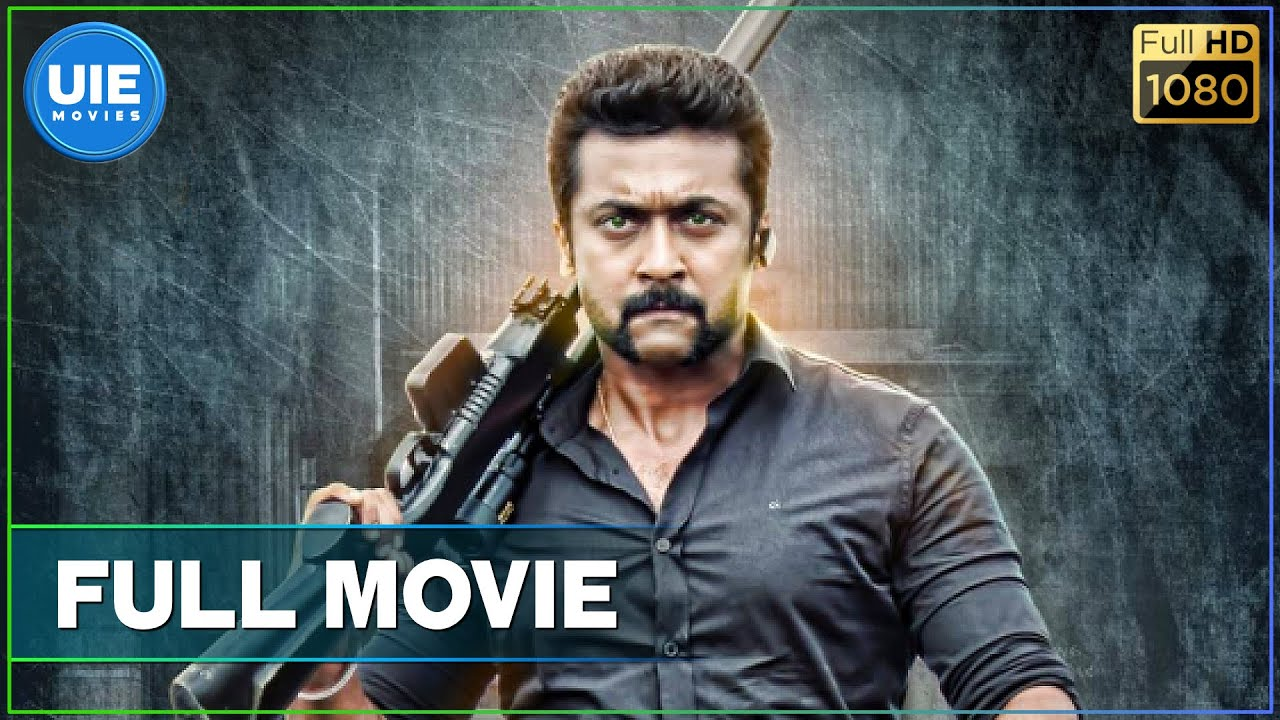 Download Singam 3 - Tamil Full Movie | Suriya | Anushka Shetty | Shruti Haasan | Harris Jayaraj | Hari