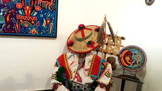 Huichol Art Exhibit Xanadu Gallery  - Benefiting the Huichol Center for Cultural Survival,