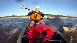 Vibe Skipjack 90 Surf Launch