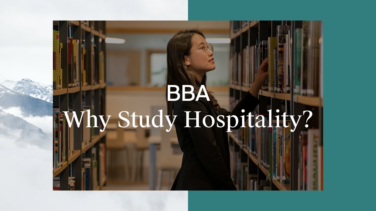 9dab1c92dfa Why study for a BBA in Global Hospitality Management  - YouTube
