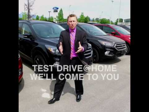 Test Drive at Home Program | West Coast Ford Lincoln | Maple Ridge, BC