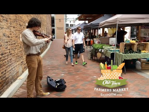 Old Town Winchester Farmers Market 2016