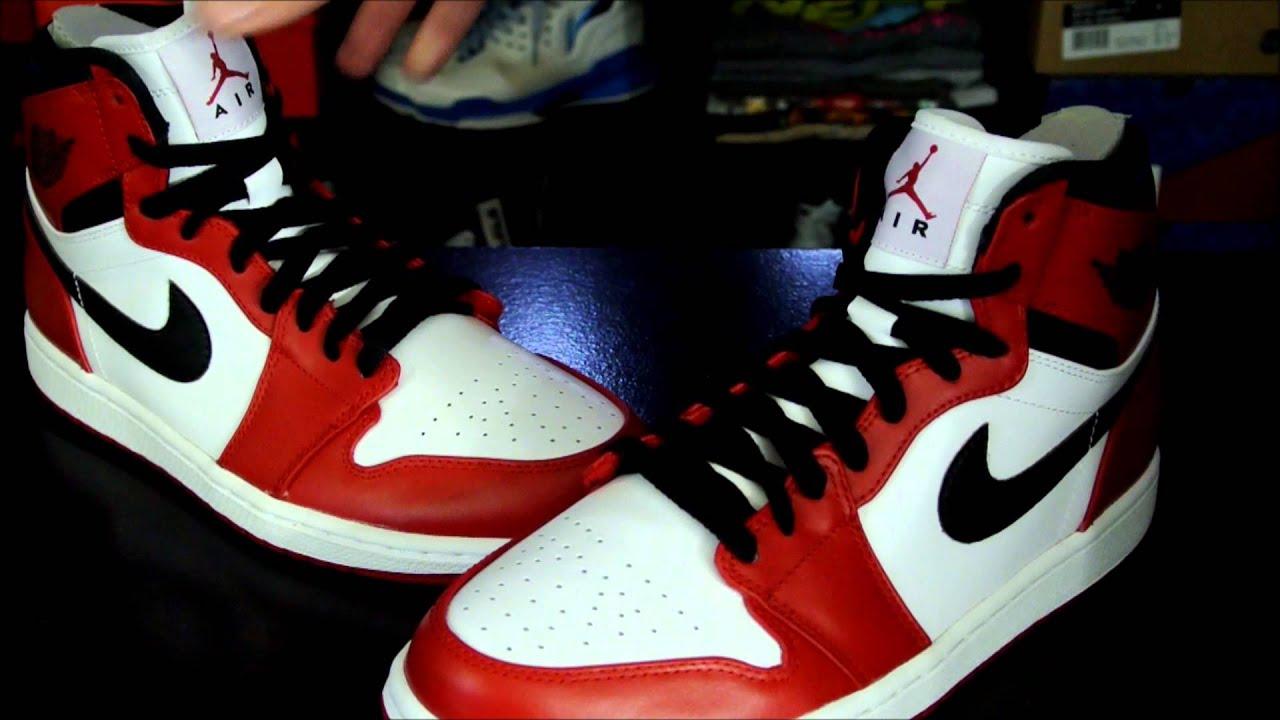 sports shoes 85474 49766 Air Jordan I (1) Retro High  Chicago