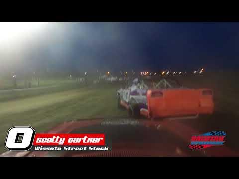 Dacotah Speedway Aug 24th Wissota Street Stock Feature