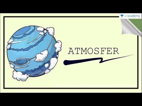 Atmosfer dan Lapisan Pembentuknya (Geografi - SBMPTN, UN, SMA)