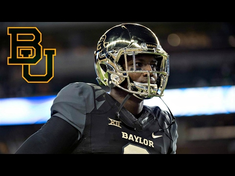 KD Cannon || Most Explosive Receiver in the Country || Official Career Baylor Highlights
