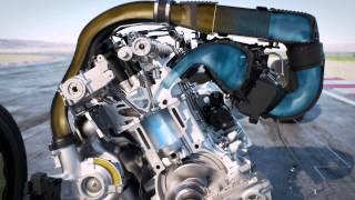 видео устройство для подачи воды в двигатель внутреннего сгорания