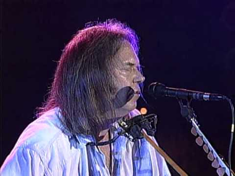 Neil Young - Helpless (Live at Farm Aid 1995) mp3