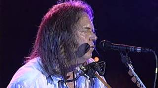 Neil Young - Helpless (Live at Farm Aid 1995)