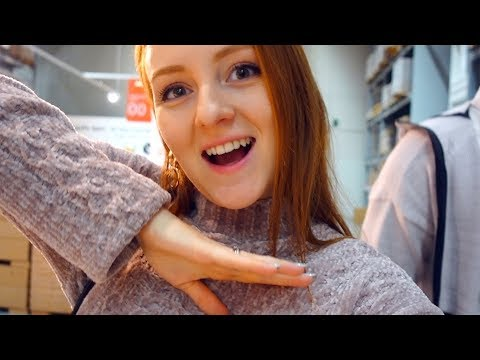 VLOG: СУПЕР НОВИНКИ В IKEA! 13.11.18