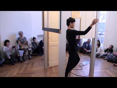 Déclaration Dansées Hôtel des Arts Mémoires Vivantes Kerman Sébastien Ly Pedro Cabrita Reis