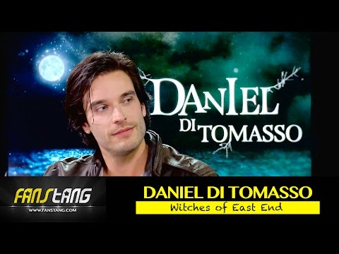 Daniel di Tomasso From Witches Of East End Talks Make Out s