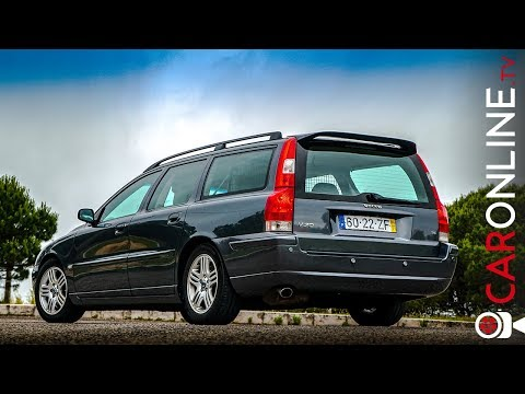 A VERDADEIRA SLEEPER sem TUNING | VOLVO V70 T5 [Portugal Review]