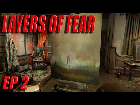 Layers of Fear - Let's Play with Spinningmantis & Squirt - EP 2 - Spoilers