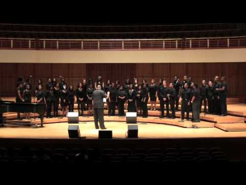 UMD Gospel Choir - A Mighty Fortress