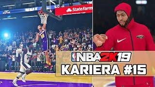 CZY NA HOFie JEST TRUDNO? ► NBA 2K19 KARIERA #15