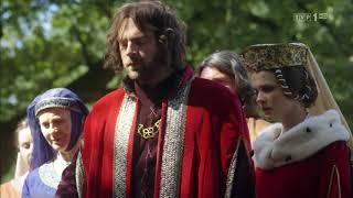 """""""Korona królów"""" – """"Wody dla królowej!"""" – scena z odc. 85"""