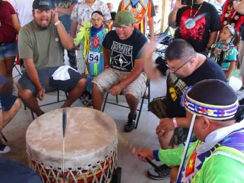 Meskwaki Nation. 2017 Saginaw Chippewa pow wow. Gameday.