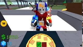 Roblox | Pizza-Fabrik Tycoon: L'n 'u B'n Pizza C'ng SuperVegito