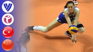 Turkey vs China Full Match Women s Volleyball World Grand Prix 2012