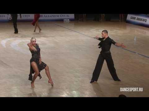 Anton Aldaev - Natalia Polukhina, RUS, 1/4 Jive