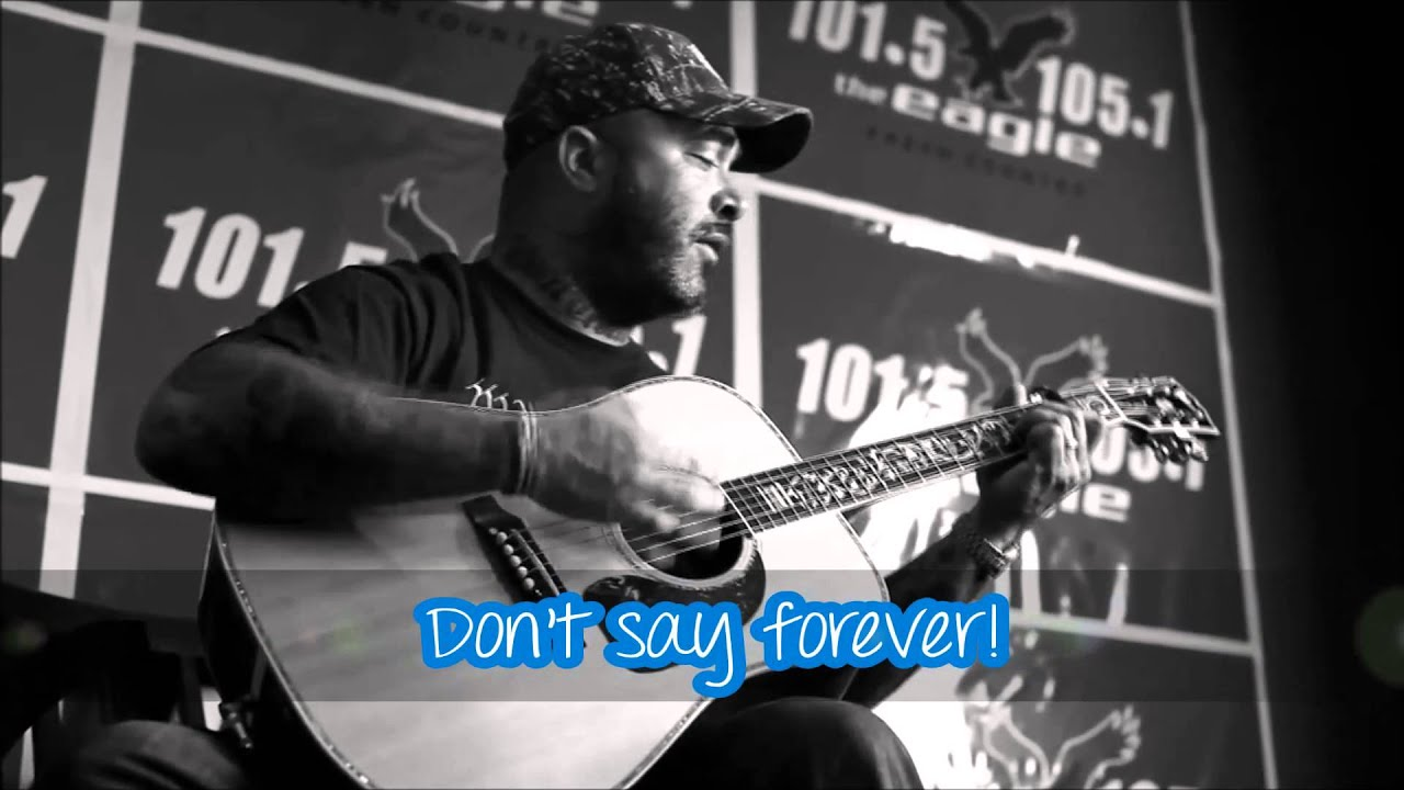 Aaron Lewis - Please Chords - AZ Chords