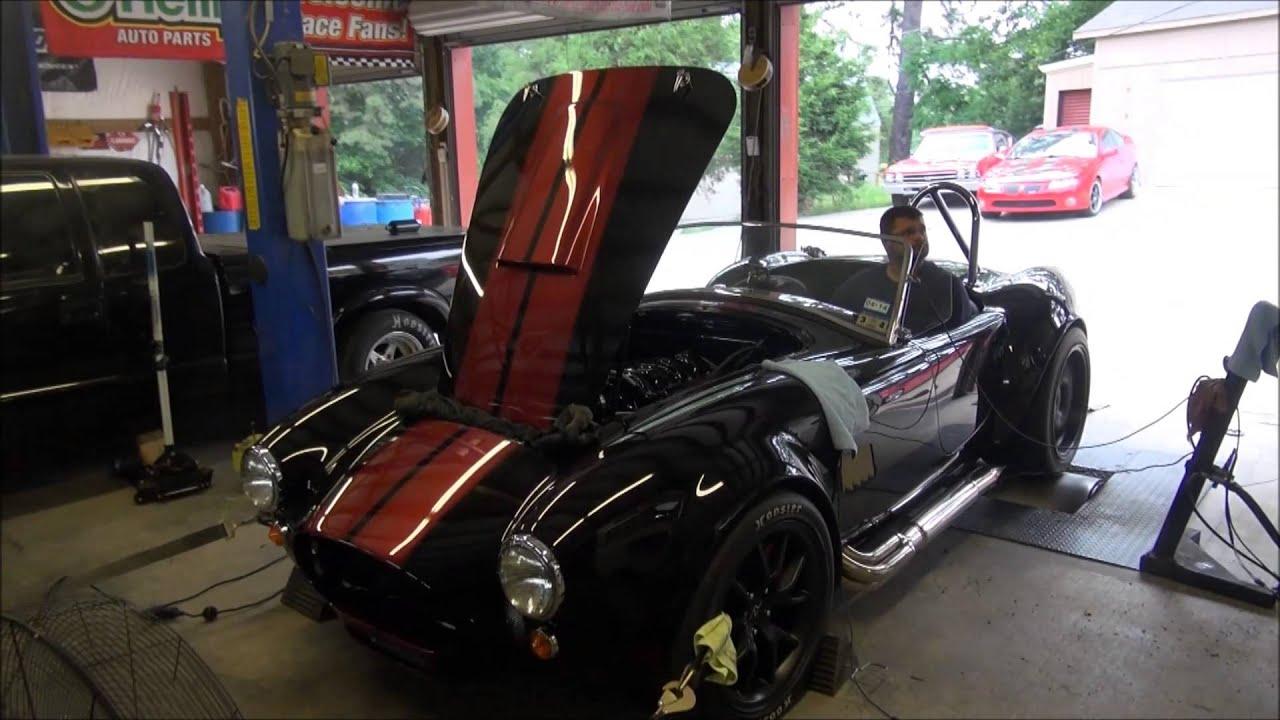 Factory Five Racing MRK4 ETMC BUILT TWIN TURBO COBRA
