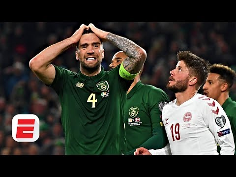 Ireland Lacked Guile And Flair In The Final Third Vs. Denmark - Craig Burley | Euro 2020 Qualifying
